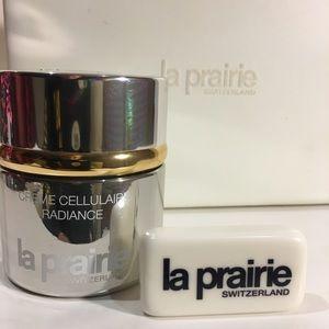 Used, La prairie cellular radiance cream new sealed for sale